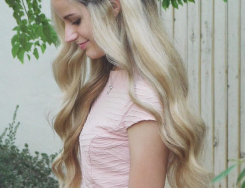Homecoming Hair: How to Make Your Braids Pop