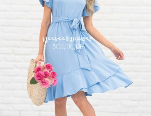 Cute Spring Modest Dresses