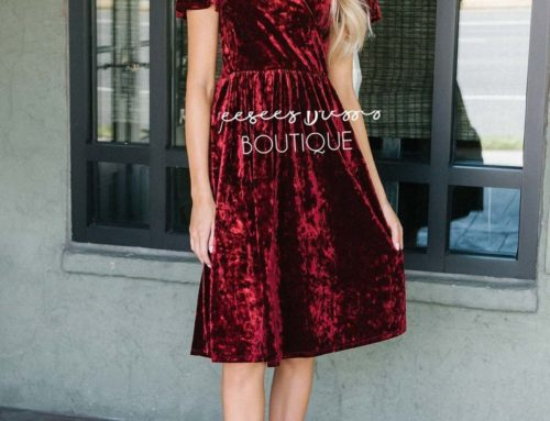 Perfect Holiday Dresses