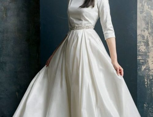 Our Newest Gorgeous Modest Wedding Dresses