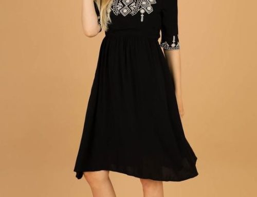 Cute & Comfy Modest Dresses to Get You Through Covid-19