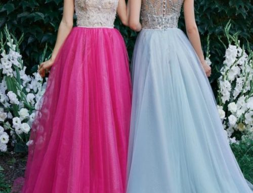 *More* New Modest Prom Dresses!