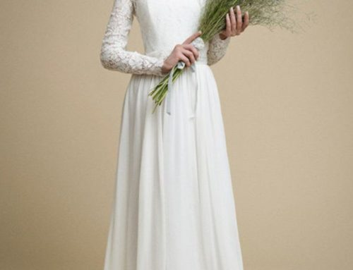 *More* New Modest Wedding Dresses