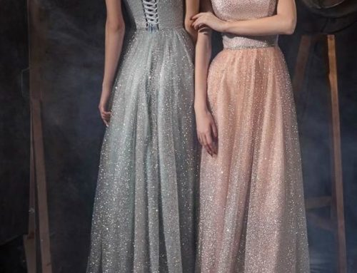*Even More* New Gorgeous Modest Prom Dresses!