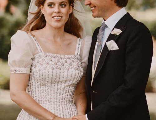 Modest Wedding Dress Inspiration: Princess Beatrice's Gorgeous Gown