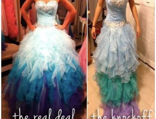 How to Spot Modest Prom Dress & Formal Counterfeit Websites
