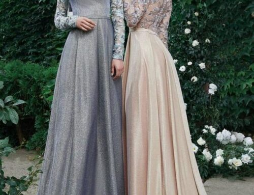 Our Newest Modest Prom & Wedding Dress Styles!