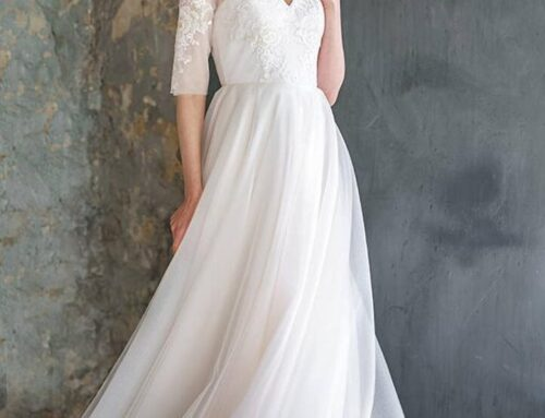 Our Newest Modest Wedding Dresses