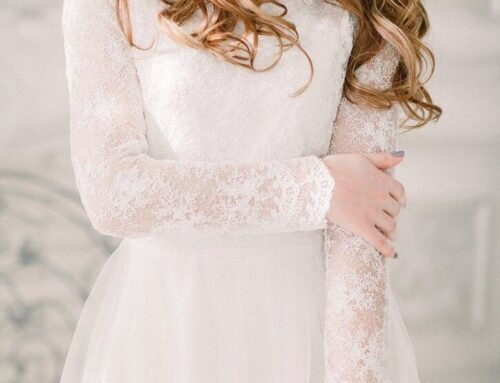 From Russia with Love: Our Newest Modest Wedding Dresses